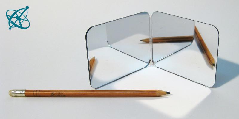 Ciensaci n experimento manos a la obra descubriendo los - Como se hacen los espejos ...