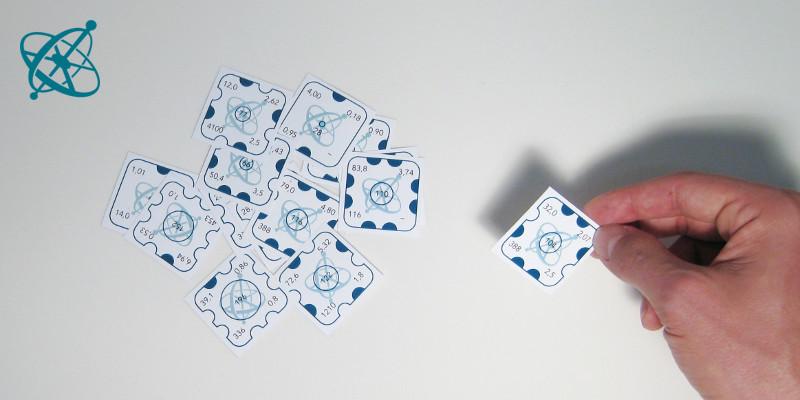 Ciensacin experimento manos a la obra el rompecabezas de mendeleev quita una tarjeta para que los alumnos puedan descubrir urtaz Gallery