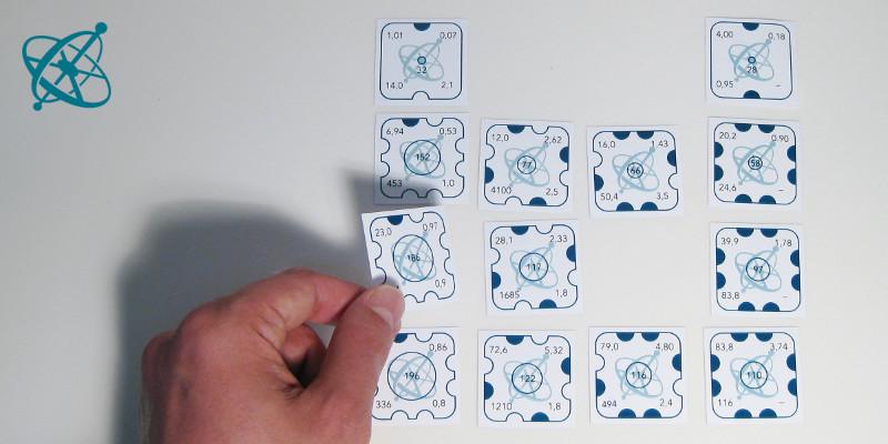 Ciensacin experimento manos a la obra el rompecabezas de mendeleev ciensacin experimento manos a la obra el rompecabezas de mendeleev qumica tabla peridica elementos experimento casa para la escuela recursos urtaz Gallery